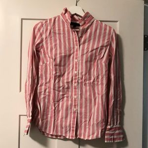 Fitted Banana Republic Button Down